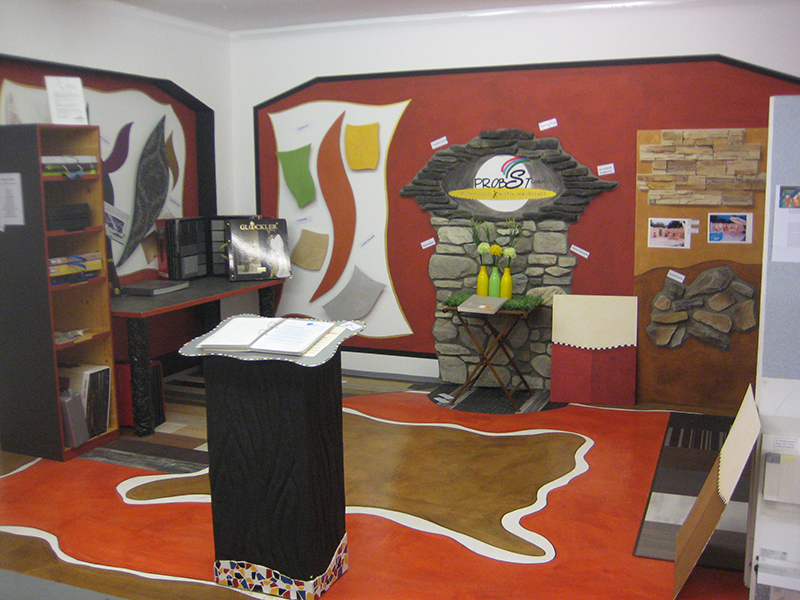 probst die maler aus wei enstadt und ihre galerie. Black Bedroom Furniture Sets. Home Design Ideas